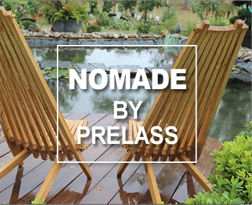 Gamme Nomade by Prelass